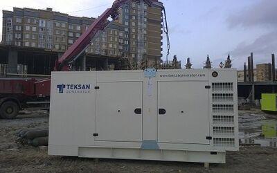 Аренда генераторов в Ханты-Мансийске
